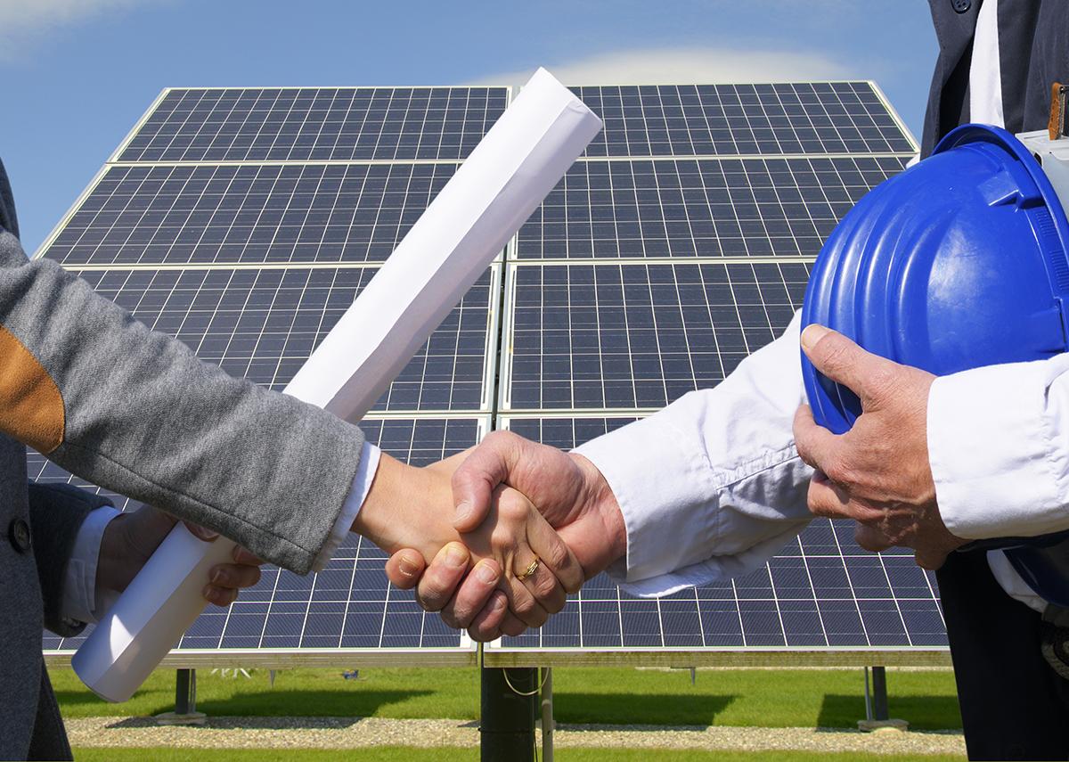 Solar/Photovoltaik Contracting